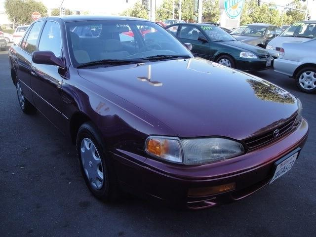 1996 toyota camry le for sale in san leandro california. Black Bedroom Furniture Sets. Home Design Ideas