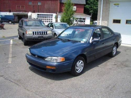 1996 toyota camry sedan dx for sale in bogota new jersey classified. Black Bedroom Furniture Sets. Home Design Ideas