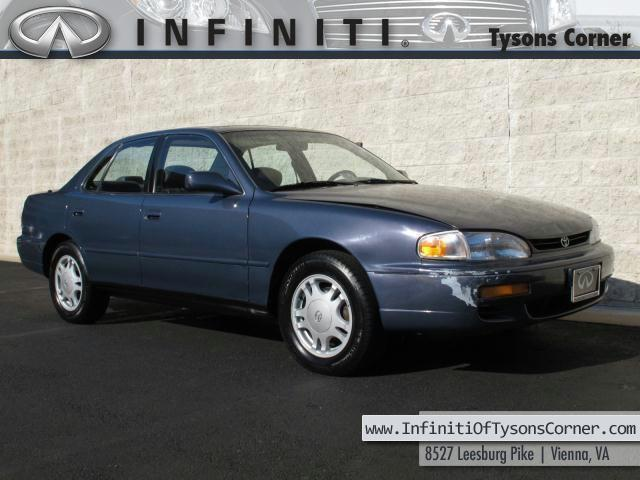1996 Toyota Camry XLE for Sale in Vienna, Virginia ...
