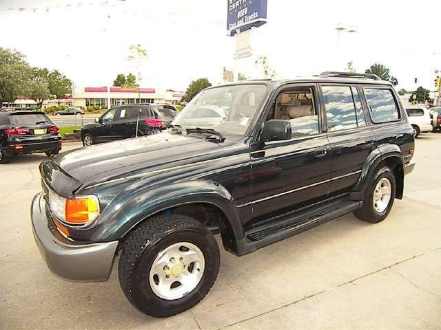 1996 Toyota Land Cruiser For Sale In Colorado Springs