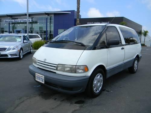 1996 toyota previa 1996 toyota previa car for sale in for Oxnard mercedes benz used cars