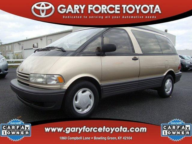 1996 toyota previa le for sale in bowling green kentucky. Black Bedroom Furniture Sets. Home Design Ideas