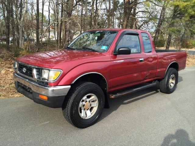 1996 toyota tacoma 5 speed v6 4x4 for sale in bayville new jersey classified. Black Bedroom Furniture Sets. Home Design Ideas