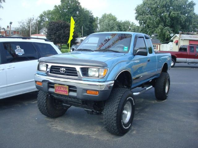1996 toyota tacoma sr5 xtracab for sale in williamstown west virginia classified. Black Bedroom Furniture Sets. Home Design Ideas