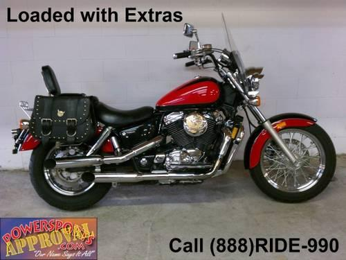 1996 Used Honda Shadow 1100
