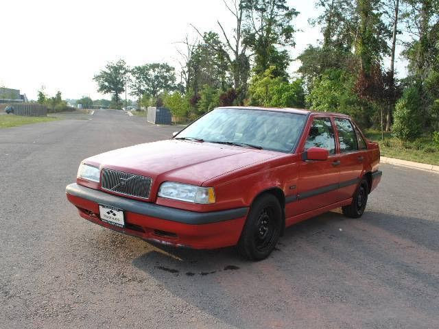1996 Volvo 850 Review