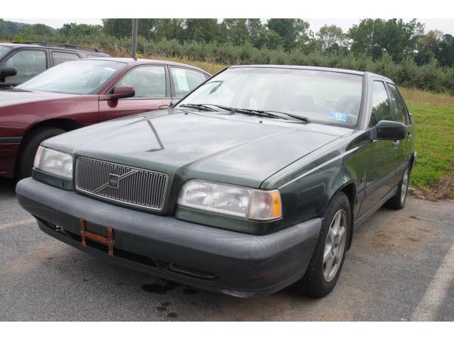1996 Volvo 850 Glt 1996 Volvo 850 Model Glt Car For Sale