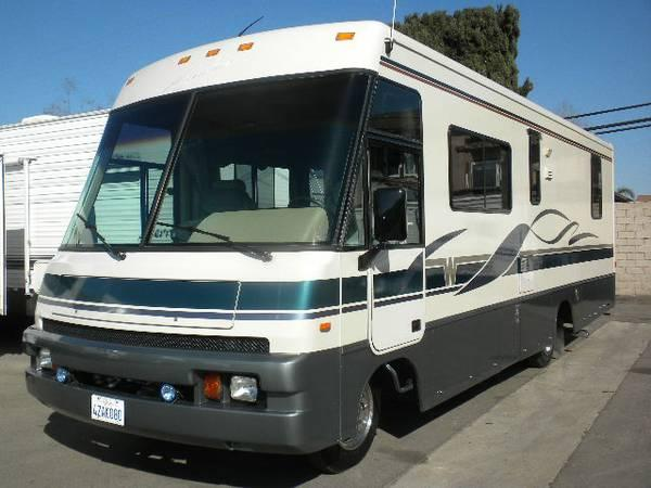 New Adventurer, Winnebago RV The Adventurer&174 Brings A True Luxury Motorhome Experience To The Class A Gas Market Three Floorplans, Ranging From 35 To 38 Feet, Are Loaded With Amenities And Smart Features That Make Life On The Road