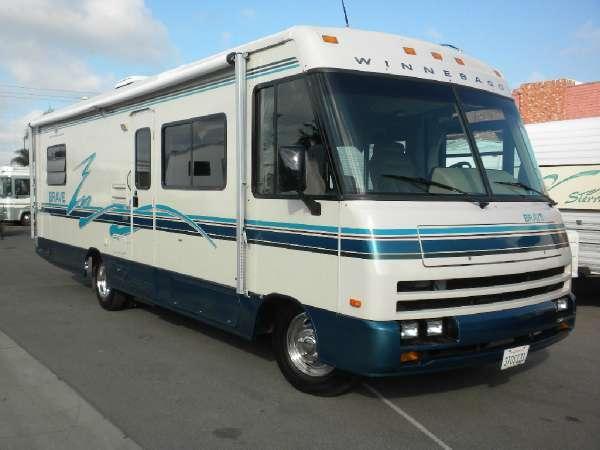 1996 Winnebago Brave 29rq For Sale In Stanton California