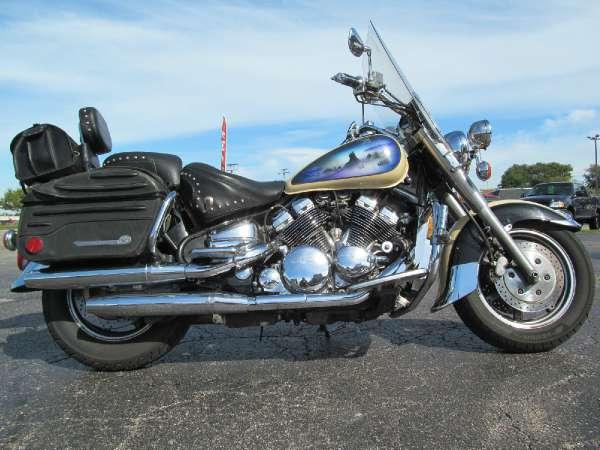 1996 yamaha royal star 1300 custom for sale in crystal for Yamaha royal star parts