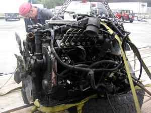 1996 12 Valve Cummins Complete Engine Turbo Diesel