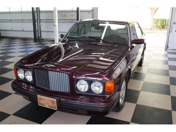 1996 Bentley Brooklands for Sale in Sarasota, Florida Classified ...