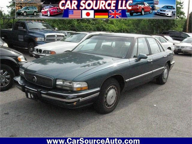 1996 buick lesabre custom for sale in grove city ohio classified. Black Bedroom Furniture Sets. Home Design Ideas