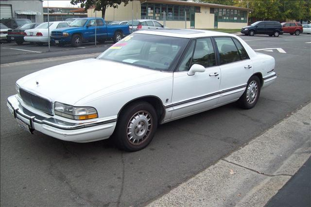 1996 buick park avenue ultra for sale in sacramento. Black Bedroom Furniture Sets. Home Design Ideas