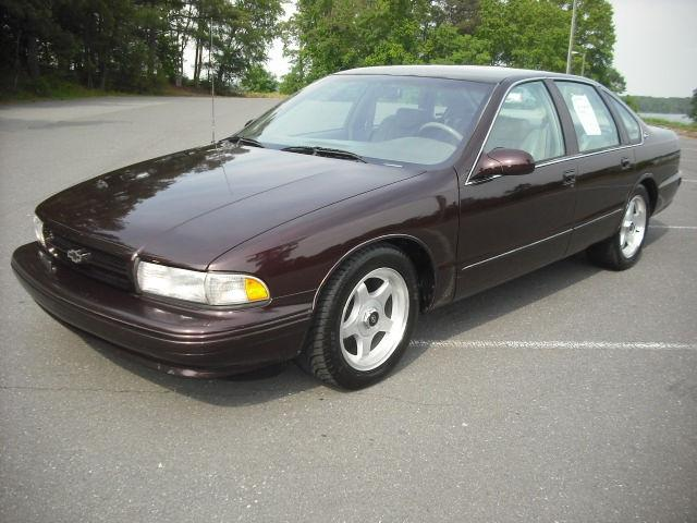 1996 chevrolet impala ss for sale in fort lawn south. Black Bedroom Furniture Sets. Home Design Ideas