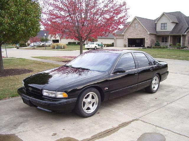1996 chevrolet impala ss limited for sale in houston. Black Bedroom Furniture Sets. Home Design Ideas