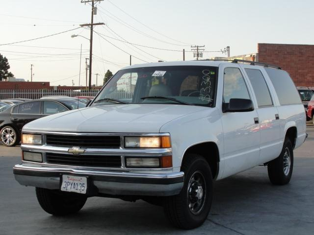 1996 chevrolet suburban 2500 for sale in gardena. Black Bedroom Furniture Sets. Home Design Ideas