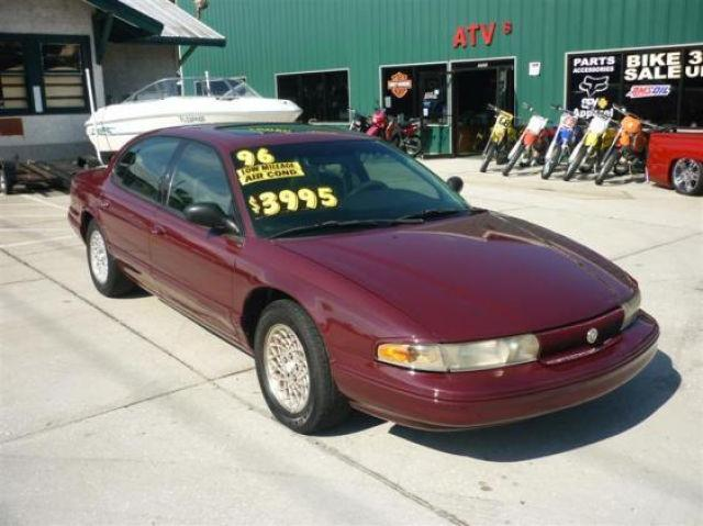 1996 Chrysler LHS for Sale in Deland, Florida Classified ...