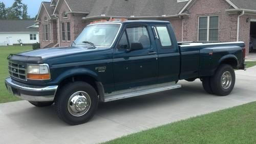 1996 f350 dually 7 3 l powerstroke diesel for sale in new bern north carolina classified. Black Bedroom Furniture Sets. Home Design Ideas