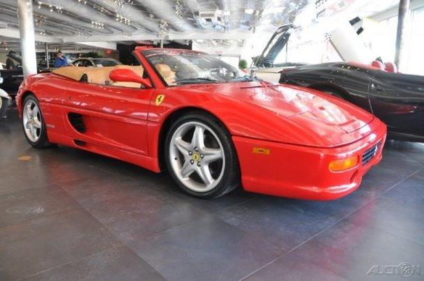 1996 Ferrari F355 Spyder for Sale in Fort Lauderdale, Florida ...