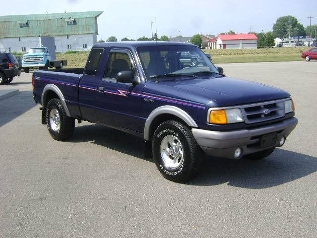 1996 ford ranger stx for sale in montpelier ohio for Maxton motors of montpelier