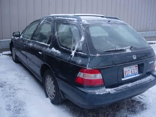 1996 honda accord ex stn wagon for sale in gilberts illinois classified. Black Bedroom Furniture Sets. Home Design Ideas