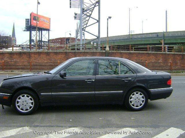 1996 mercedes benz e class e320 for sale in brooklyn new for Mercedes benz parts brooklyn
