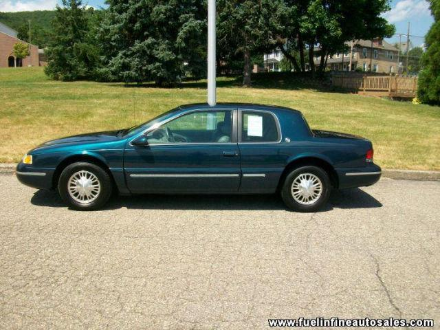 1996 mercury cougar xr7 for sale in pen argyl. Black Bedroom Furniture Sets. Home Design Ideas