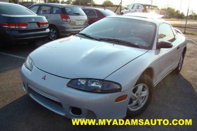 1996 mitsubishi eclipse rs for sale in fort worth texas. Black Bedroom Furniture Sets. Home Design Ideas