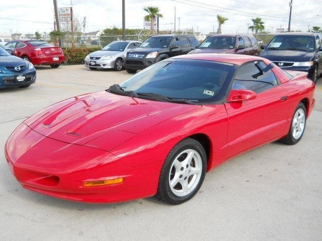 1996 pontiac firebird formula for sale in pasadena texas for Emmons motors pasadena tx
