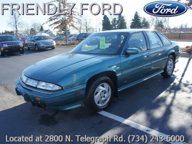 1996 Pontiac Grand Prix SE for Sale in Monroe, Michigan Classified ...