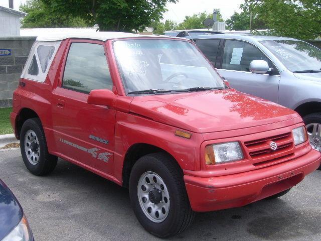 1996 Suzuki Sidekick For Sale In Boise Idaho Classified