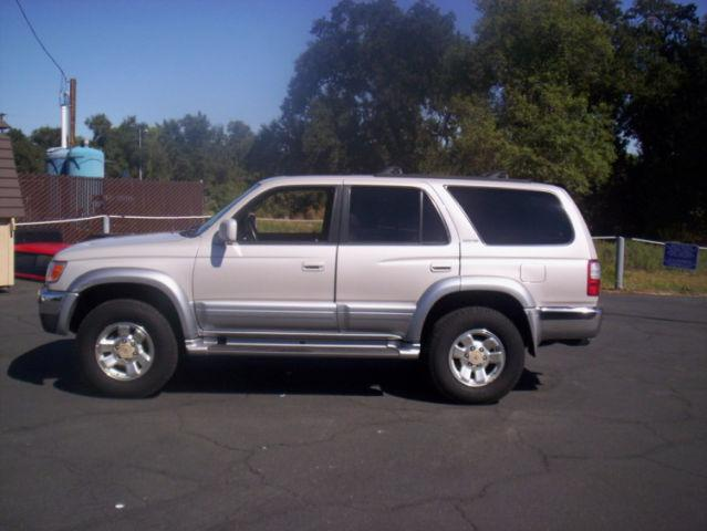 1996 toyota 4runner limited 4wd for sale in roseville. Black Bedroom Furniture Sets. Home Design Ideas