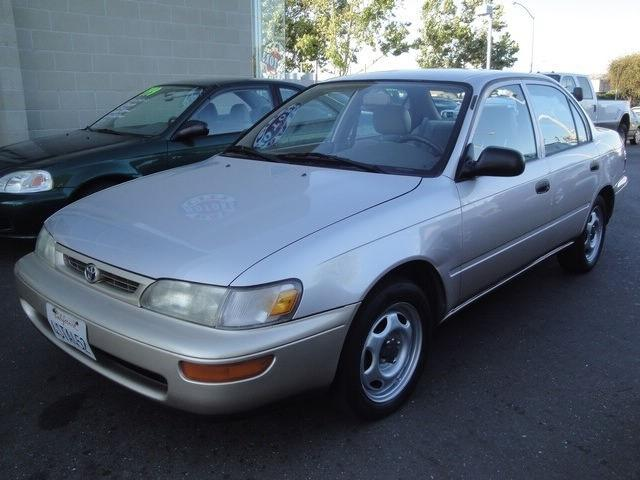 1996 toyota corolla for sale in san leandro california classified. Black Bedroom Furniture Sets. Home Design Ideas