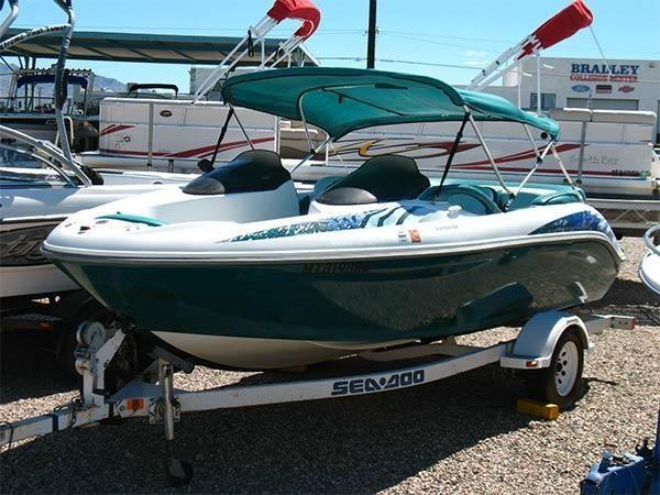 1997 18 Sea Doo Challenger 18 Foot 1997 Sea Doo
