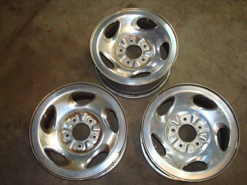 Ford F150 Factory Rims For Sale >> 1997 Ford f150 oem rims