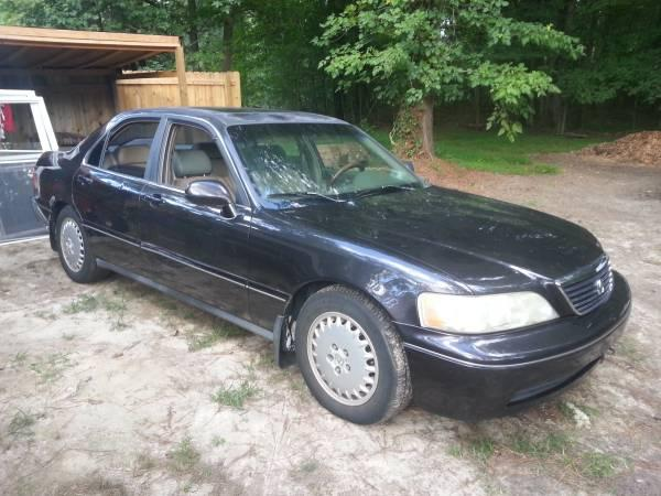 ACURA RL WHOLE CAR FOR PARTS OR FIX For Sale In Raleigh - 1997 acura parts