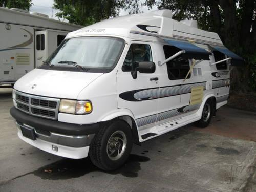1997 American Cruiser Class B Conversion Van RV 19 For Sale In Palmetto Florida