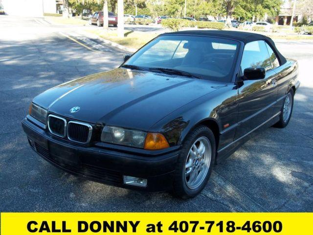 1997 BMW 328i Convertable