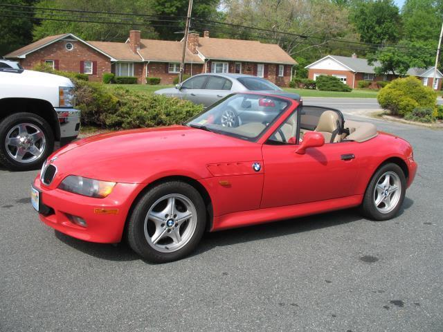 1997 bmw z3 1 9l roadster dahlgren va for sale in dahlgren virginia classified. Black Bedroom Furniture Sets. Home Design Ideas