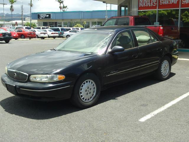1997 buick century custom for sale in pearl city hawaii. Black Bedroom Furniture Sets. Home Design Ideas