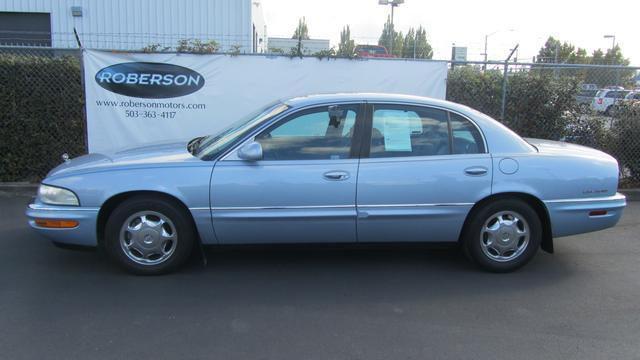 1997 Buick Park Avenue For Sale In Salem Oregon