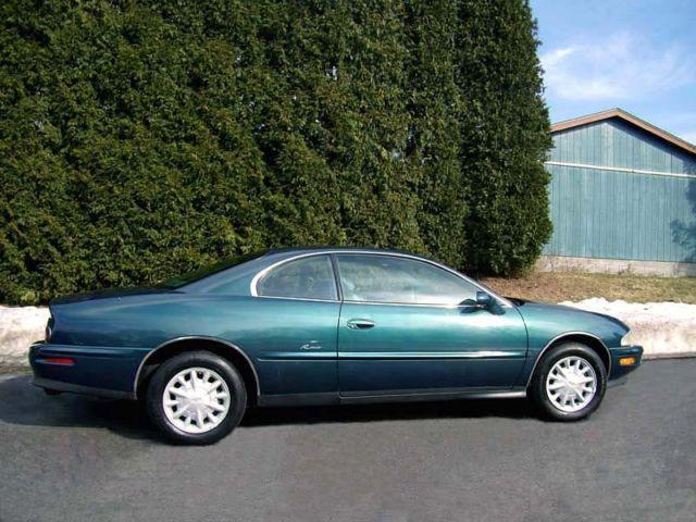 1997 Buick Riviera Coupe Supercharged 3 8 Auto 67 K Mi