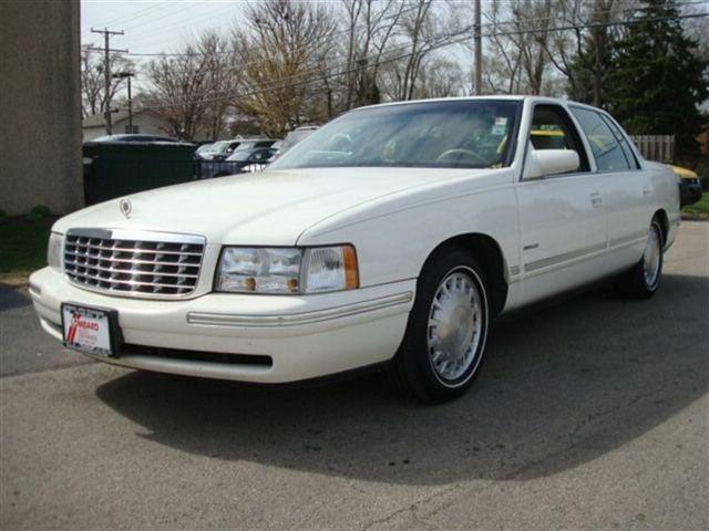 1997 cadillac deville for sale in lombard illinois classified. Black Bedroom Furniture Sets. Home Design Ideas