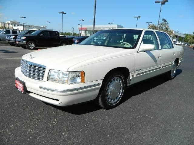 1997 cadillac deville for sale in round rock texas classified. Black Bedroom Furniture Sets. Home Design Ideas
