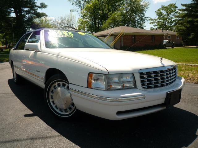 1997 cadillac deville for sale in louisville kentucky classified. Black Bedroom Furniture Sets. Home Design Ideas