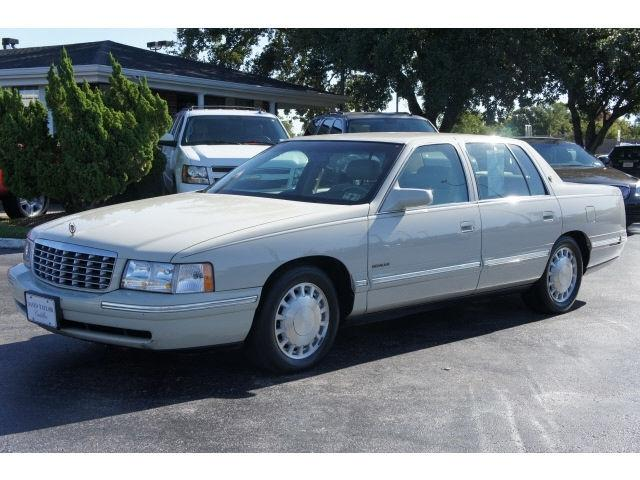 1997 cadillac deville for sale in houston texas classified. Black Bedroom Furniture Sets. Home Design Ideas