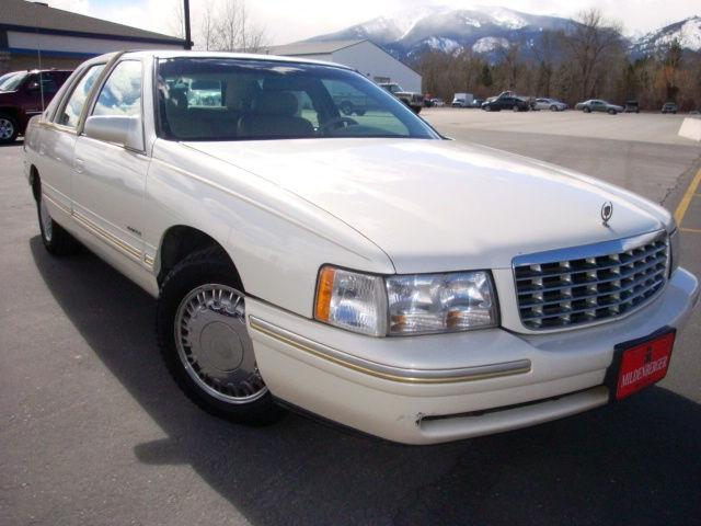 1997 cadillac deville d 39 elegance for sale in hamilton montana classified. Black Bedroom Furniture Sets. Home Design Ideas