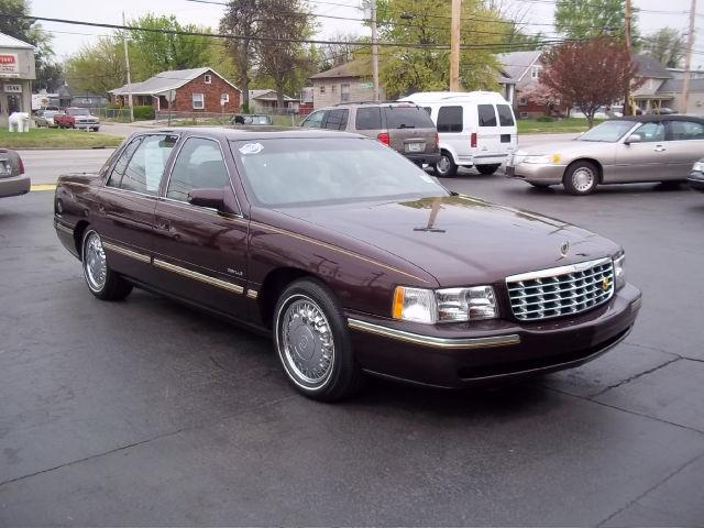 1997 cadillac deville d 39 elegance for sale in louisville kentucky classified. Black Bedroom Furniture Sets. Home Design Ideas