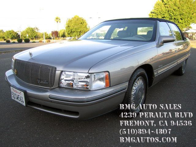 1997 cadillac deville d 39 elegance for sale in fremont california classified. Black Bedroom Furniture Sets. Home Design Ideas